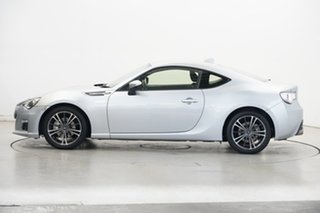 2015 Subaru BRZ Z1 MY16 Hyper Blue Silver 6 Speed Manual Coupe.