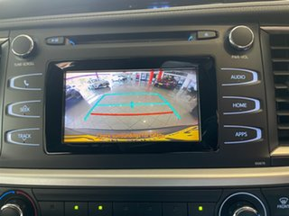 2018 Toyota Kluger GSU50R GX 2WD Bronze 8 Speed Sports Automatic Wagon