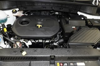 2020 Hyundai Tucson TL3 MY20 Elite 2WD Pure White 6 Speed Automatic Wagon
