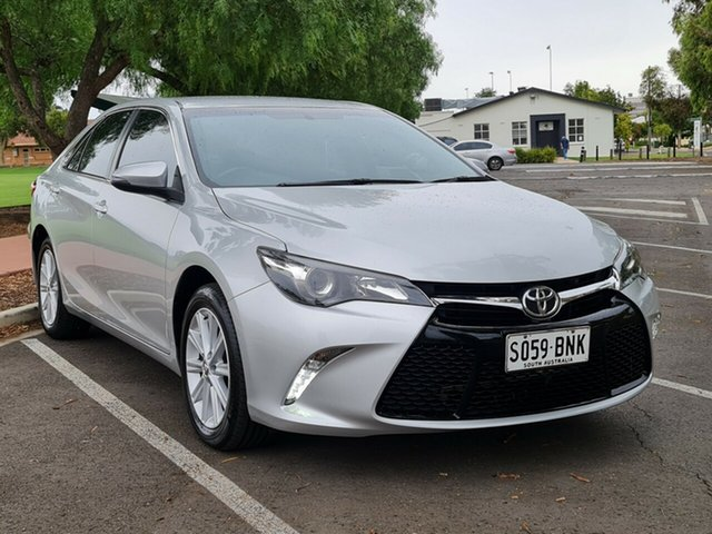 Used Toyota Camry ASV50R Atara S Nailsworth, 2015 Toyota Camry ASV50R Atara S Silver 6 Speed Sports Automatic Sedan