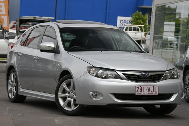 Used Subaru Impreza G3 MY10 RS AWD Windsor, 2010 Subaru Impreza G3 MY10 RS AWD Silver 4 Speed Sports Automatic Hatchback