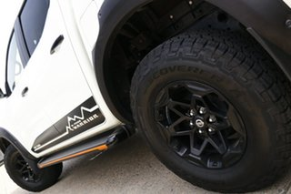 2019 Nissan Navara D23 S4 MY20 N-TREK Warrior White 7 Speed Sports Automatic Utility