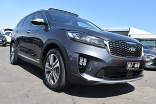 2019 Kia Sorento UM MY20 GT-Line AWD Grey 8 Speed Sports Automatic Wagon