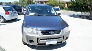 2007 Ford Territory SY TX Blue 4 Speed Sports Automatic Wagon.
