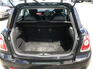 2010 Mini Hatch R56 Cooper S Black 6 Speed Manual Hatchback