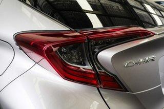 2019 Toyota C-HR NGX10R Koba S-CVT 2WD Shadow Platinum & Black Roof 7 Speed Constant Variable Wagon