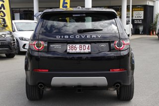 2016 Land Rover Discovery Sport L550 16.5MY HSE Santorini Black 9 Speed Sports Automatic Wagon
