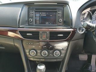2012 Mazda 6 GJ1031 Touring SKYACTIV-Drive Red 6 Speed Sports Automatic Wagon