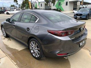 2019 Mazda 3 BP2S7A G20 SKYACTIV-Drive Evolve Grey 6 Speed Sports Automatic Sedan