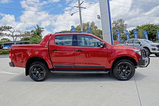 2015 Holden Colorado RG MY15 LTZ Crew Cab Red 6 Speed Manual Utility