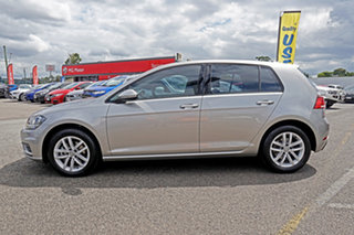 2017 Volkswagen Golf 7.5 MY18 110TSI DSG Silver 7 Speed Sports Automatic Dual Clutch Hatchback