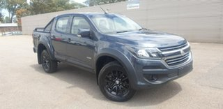 2018 Holden Colorado RG MY18 LS Pickup Crew Cab Grey 6 Speed Manual Utility.