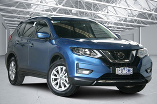2019 Nissan X-Trail T32 Series 2 ST-L (2WD) Blue Continuous Variable Wagon.