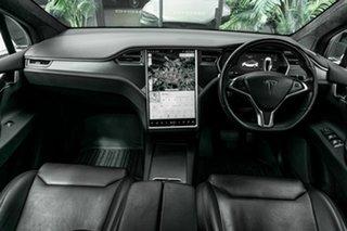 2017 Tesla Model X 100D AWD White 1 Speed Reduction Gear Wagon
