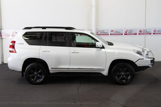 2015 Toyota Landcruiser Prado KDJ150R MY14 Altitude Crystal Pearl 5 Speed Sports Automatic Wagon