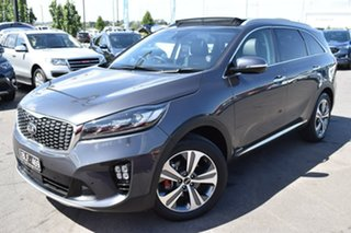 2019 Kia Sorento UM MY20 GT-Line AWD Grey 8 Speed Sports Automatic Wagon.