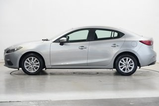 2015 Mazda 3 BM5278 Neo SKYACTIV-Drive Silver 6 Speed Sports Automatic Sedan.