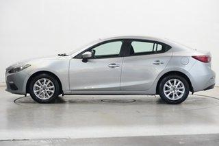2015 Mazda 3 BM5278 Neo SKYACTIV-Drive Silver 6 Speed Sports Automatic Sedan.