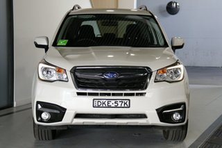 2016 Subaru Forester MY15 2.5I-L White Continuous Variable Wagon