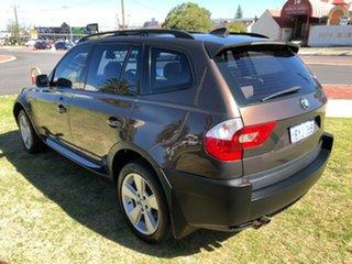 2005 BMW X3 E83 MY05 Steptronic Brown 5 Speed Sports Automatic Wagon
