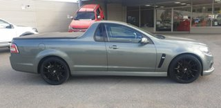 2015 Holden Ute VF MY15 SV6 Ute Grey 6 Speed Manual Utility.