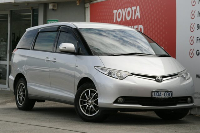 Pre-Owned Toyota Tarago Glen Waverley, Tarago GLI 2.4L Petrol Automatic People Mover