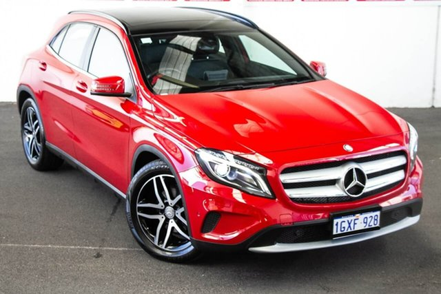 Pre-Owned Mercedes-Benz GLA180 X156 MY16 Myaree, 2015 Mercedes-Benz GLA180 X156 MY16 7 Speed Auto Dual Clutch Wagon