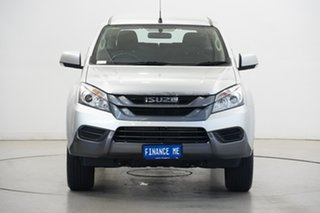 2016 Isuzu MU-X MY15.5 LS-M Rev-Tronic 4x2 Silver 5 Speed Sports Automatic Wagon.