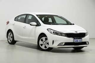 2018 Kia Cerato YD MY18 SI White 6 Speed Auto Seq Sportshift Sedan.