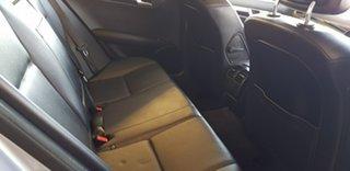 2012 Mercedes-Benz C200 W204 MY11 Avantgarde BE Grey 7 Speed Automatic G-Tronic Sedan