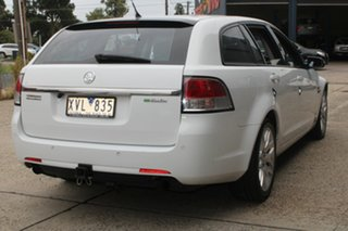 2010 Holden Commodore VE II International White 6 Speed Automatic Sportswagon