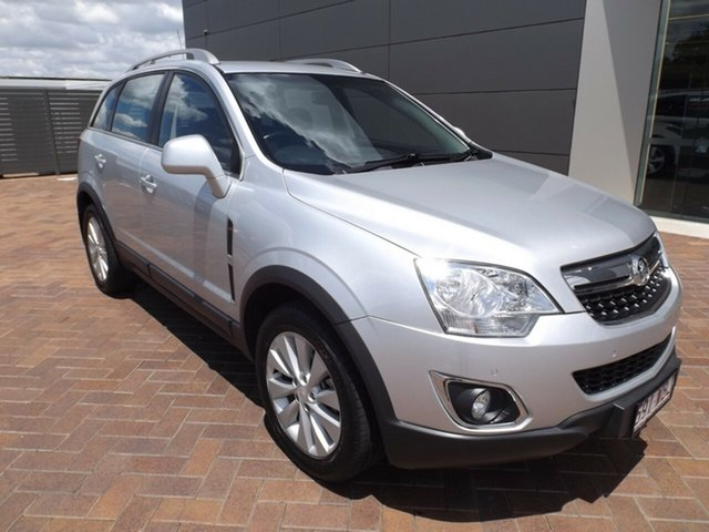 Used Holden Captiva CG MY15 5 LT Toowoomba, 2015 Holden Captiva CG MY15 5 LT 6 Speed Sports Automatic Wagon