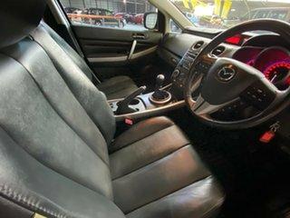 2009 Mazda CX-7 ER10A2 Sports Grey 6 Speed Manual Wagon