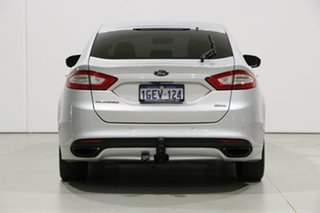 2017 Ford Mondeo MD Facelift Ambiente Silver 6 Speed Automatic Hatchback