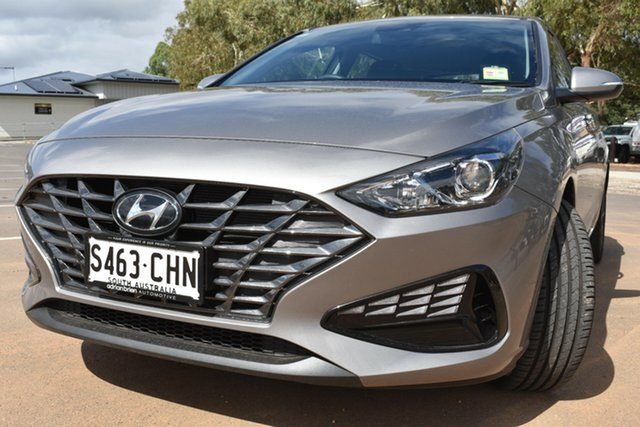 Demo Hyundai i30 PD.V4 MY21 Elite St Marys, 2020 Hyundai i30 PD.V4 MY21 Elite Fluidic Metal 6 Speed Sports Automatic Hatchback
