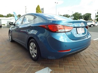 2015 Hyundai Elantra MD3 Active Blue 6 Speed Manual Sedan