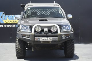 2007 Toyota Hilux KUN26R MY07 SR5 Grey 5 Speed Manual Utility.