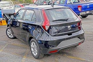 2020 MG MG3 SZP1 MY21 Core Black 4 Speed Automatic Hatchback.