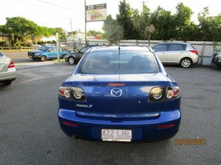 2008 Mazda 3 BK MY06 Upgrade Neo Blue 4 Speed Auto Activematic Sedan