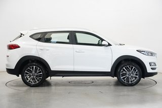 2020 Hyundai Tucson TL4 MY20 Active X 2WD Pure White 6 Speed Automatic Wagon