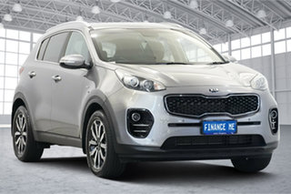 2017 Kia Sportage QL MY17 SLi AWD Grey 6 Speed Sports Automatic Wagon.