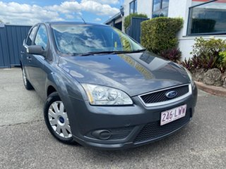 2007 Ford Focus LT CL Grey 4 Speed Sports Automatic Hatchback.