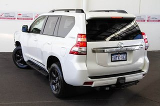 2015 Toyota Landcruiser Prado KDJ150R MY14 Altitude Crystal Pearl 5 Speed Sports Automatic Wagon.