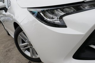 2018 Toyota Corolla Mzea12R Ascent Sport Glacier White Continuous Variable Hatchback.