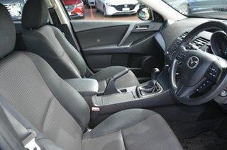 2012 Mazda 3 BL 11 Upgrade Maxx Sport Grey 6 Speed Manual Sedan