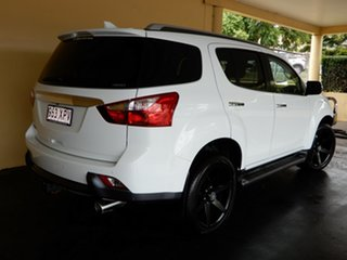 2016 Isuzu MU-X UC MY15.5 LS-T (4x4) White 5 Speed Automatic Wagon