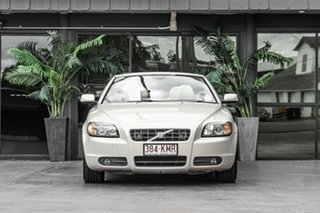 2007 Volvo C70 M Series MY07 LE Beige 5 Speed Sports Automatic Convertible.