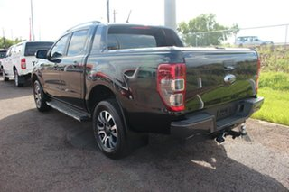 2018 Ford Ranger PX MkIII 2019.00MY Wildtrak Black 10 Speed 10 SP AUTOMATIC Dual Cab Pick-up