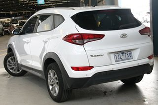 2016 Hyundai Tucson TLE Active (FWD) White 6 Speed Automatic Wagon.