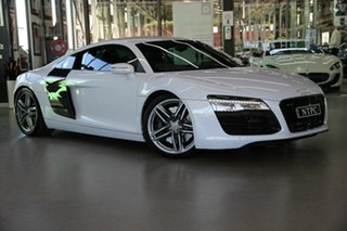 2014 Audi R8 MY15 S Tronic Quattro Grey 7 Speed Sports Automatic Dual Clutch Coupe.